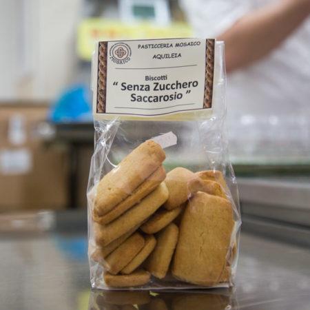 Biscontti Senza Zucchero Saccarosio | Pasticceria Mosaico
