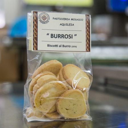 Burrosi | Pasticceria Mosaico