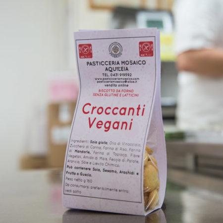 Croccanti Vegani | Pasticceria Mosaico
