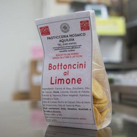 Bottoncini al Limone | Pasticceria Mosaico