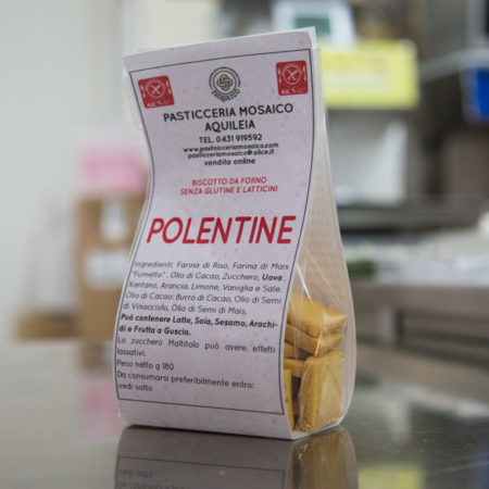 Polentine | Pasticceria Mosaico