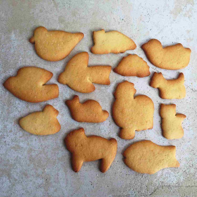 biscotti artigianali Animaletti|Pasticceria Mosaico Aquileia