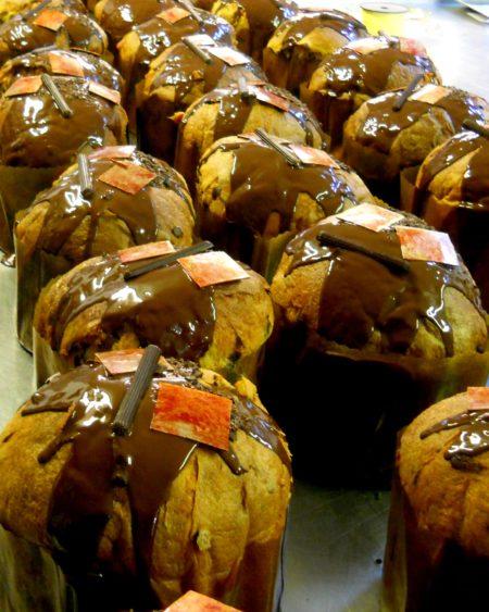 Panettoni Cioccolato e Arancia