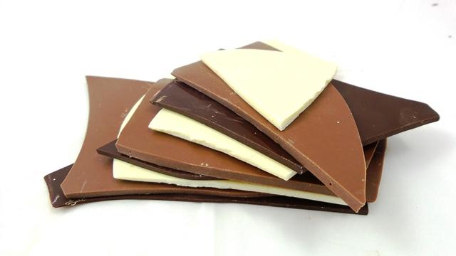 Cioccolato le differenze tra fondente, al latte e bianco-Pasticceria Mosaico Aquileia