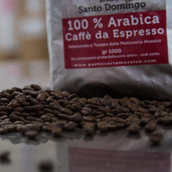 Caffè Tostato | Pasticceria Mosaico