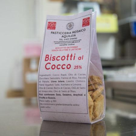 Biscotti al Cocco | Pasticceria Mosaico