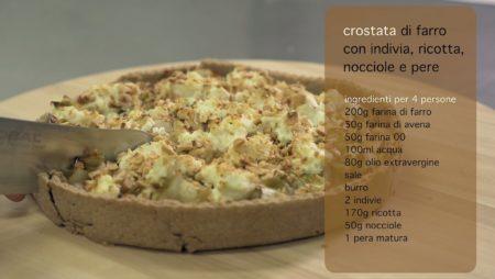 Crostata Salata di Farro | Pasticceria Mosaico