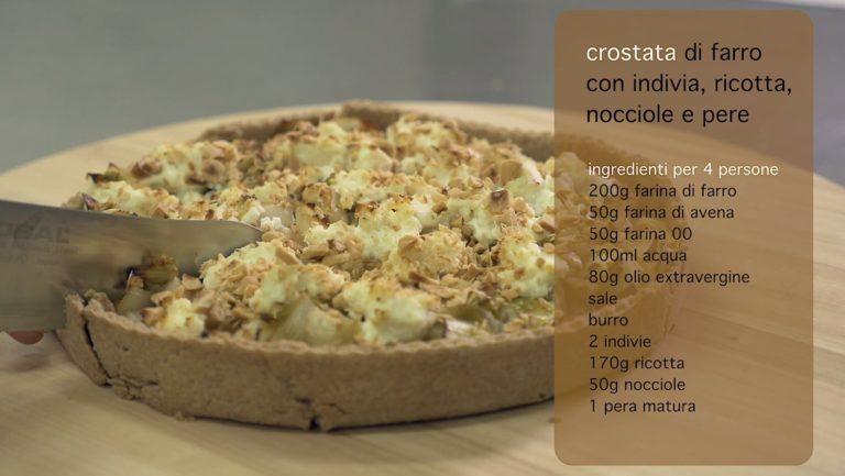 Crostata Salata di Farro   Pasticceria Mosaico