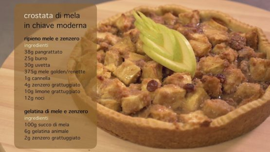 Crostata di Mele | Pasticceria Mosaico