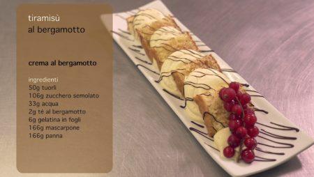 Tiramisù al Bergamotto | Pasticceria Mosaico