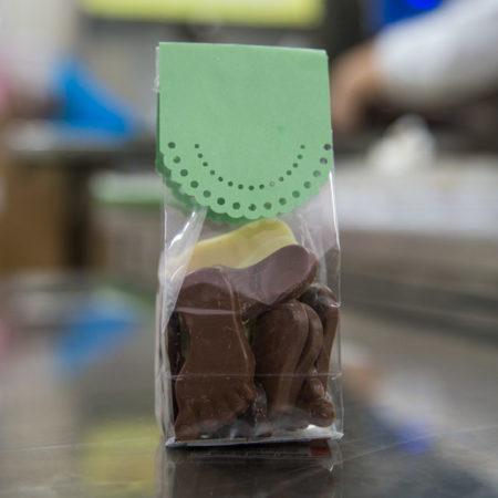 Piedoni in Cioccolato