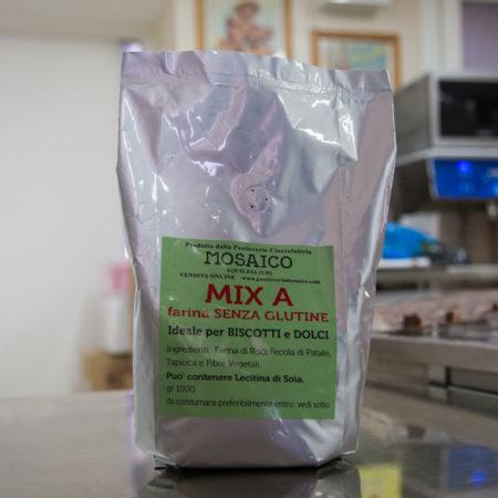 Mix A
