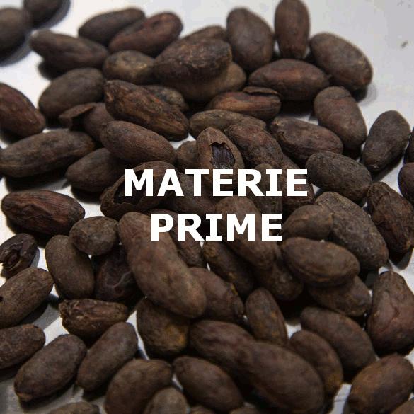 Materie Prime | Pasticceria Mosaico