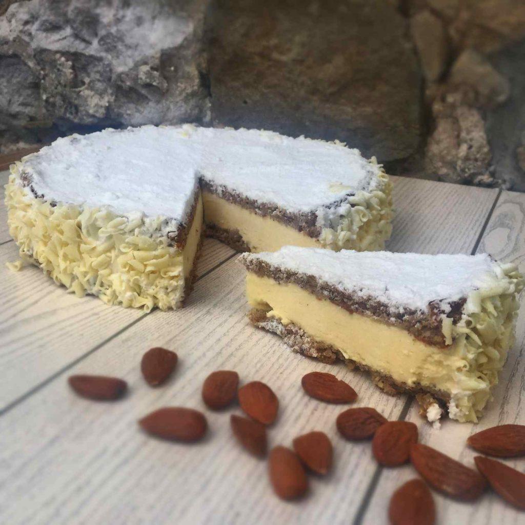 Torta Bavarese Mosaico