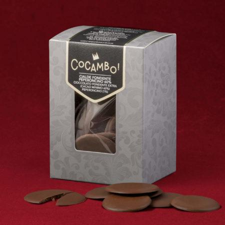 Cialde Cocambo Peperoncino Fondente 60%