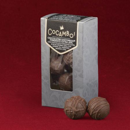 Cioccolatini Cocambo Santonego© Fondente Extra 60%