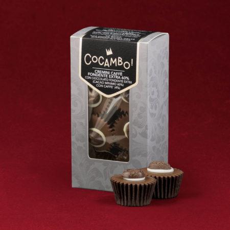 Cremini Cocambo Caffè Fondente Extra 60%