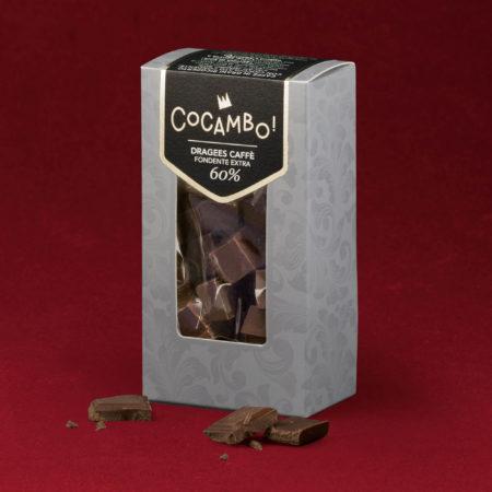 Dragees Cocambo Caffè Fondente Extra 60%