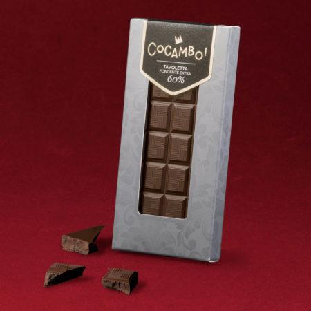 Tavoletta Cocambo Fondente Extra 60%